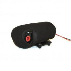 Pump silencer cover