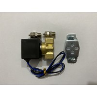 350psi Solenoid & fittings
