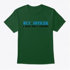 But Officer logo