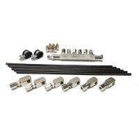 6 Cylinder Black Hardline direct port